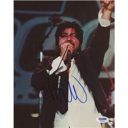 Chino Moreno Signed 8x10 Photo (PSA COA)