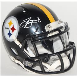 LeVeon Bell Signed Steelers Speed Mini-Helmet (JSA COA)