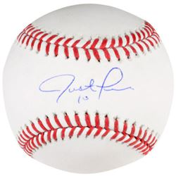Justin Turner Signed Baseball (Fanatics)