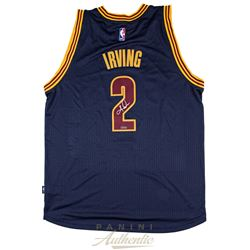Kyrie Irving Signed Cavaliers Authentic Adidas Jersey (Panini COA)