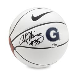 Alonzo Mourning Signed Nike Georgetown Limited Edition Basketball (UDA COA)