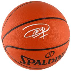 Joel Embiid Signed Basketball (Fanatics)