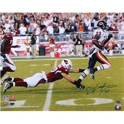 Devin Hester Signed Bears 16x20 Photo (Schwartz Sports COA)