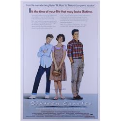 "Molly Ringwald Signed ""Sixteen Candles"" 24x36 Photo (Schwartz COA)"