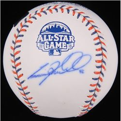 Craig Kimbrel Signed Official 2013 All-Star Game Logo Baseball (Radtke Hologram)