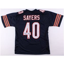 Gale Sayers Signed Bears Jersey (Schwartz COA)