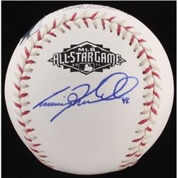 Craig Kimbrel Signed 2011 All-Star Game Logo Baseball (Radtke Hologram)