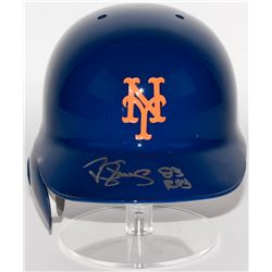"Darryl Strawberry Signed Mets Authentic Full-Size Batting Helmet Inscribed ""83 ROY"" (Radtke COA)"