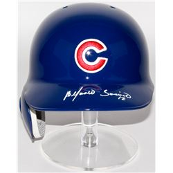 Alfonso Soriano Signed Cubs Authentic Rawlings Full-Size Batting Helmet (Radtke COA)