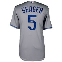 Corey Seager Signed Dodgers Jersey (MLB  Fanatics)