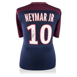 Neymar Signed Paris Saint-Germain Jersey (Icons Sports COA)