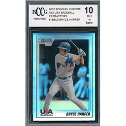2014 Bowman Draft Top Prospects Green #TP62 Kris Bryant (BCCG 10)