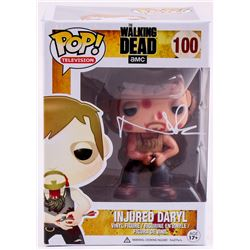 "Norman Reedus Signed ""The Walking Dead"" Injured Daryl Funko Pop! (Radtke Hologram)"