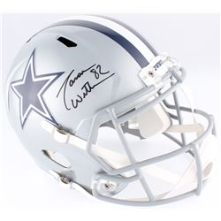 Jason Witten Signed Cowboys Full-Size Speed Helmet (JSA COA  Witten Hologram)
