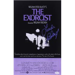 "Linda Blair Signed ""The Exorcist"" 11x17 Photo (JSA COA)"