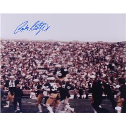 Rudy Ruettiger Signed Notre Dame Fighting Irish 16x20 Photo (JSA COA)