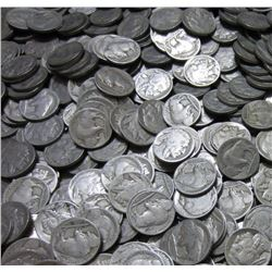 Lot of (80) Buffalo Nickels