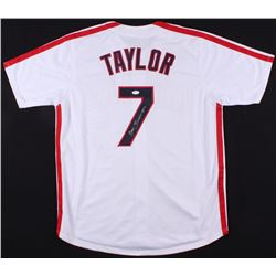 "Tom Berenger Signed ""Major League"" Indians Jersey (JSA COA)"