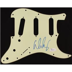 Alice Cooper Signed Pickguard (JSA Hologram)