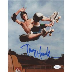 Tony Hawk Signed 8x10 Photo (JSA COA)