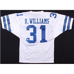 Roy Williams Signed Cowboys Jersey (JSA COA  Williams Hologram)