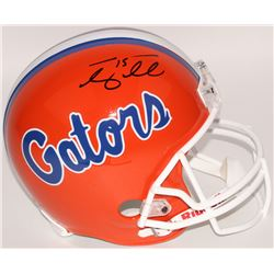 Tim Tebow Signed Florida Gators Full-Size Helmet (Tebow COA)