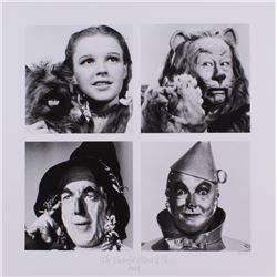 The Hulton Archive - The Wonderful Wizard of Oz  Limited Edition 18.25x18.25 Fine Art Giclee on Pape