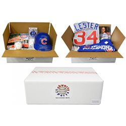 2016 Chicago Cubs World Champs Mystery Autograph Gift Box – Series 2 (Limited to 250)