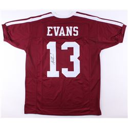 Mike Evans Signed Texas AM Jersey (JSA COA)