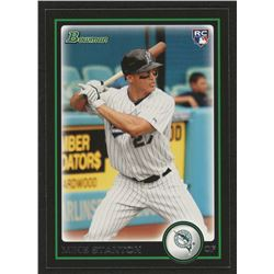 2010 Bowman Draft #BDP30 Mike Stanton RC