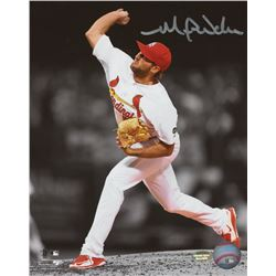 Michael Wacha Signed Cardinals 8x10 Photo (Schwartz COA)