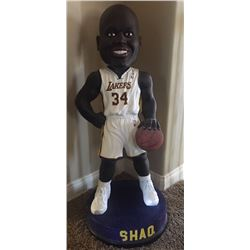 """Shaquille O'Neal Lakers LE 36"""" Bobblehead"""