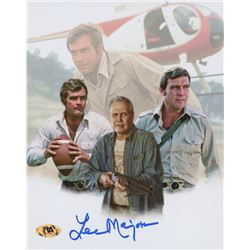 Lee Majors Signed 8x10 Photo (MAB Hologram)