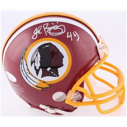 John Riggins Signed Redskins Mini Helmet (JSA COA)