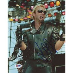 Rob Halford Signed 8x10 Photo (PSA COA)