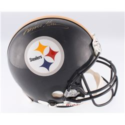 Franco Harris Signed Steelers Full-Size Authentic On-Field Helmet (Steiner COA)