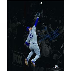 "Cody Bellinger Signed Dodgers ""The Catch"" 16x20 Photo (Fanatics  MLB Hologram)"