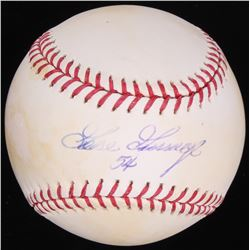 Goose Gossage Signed OML Baseball (Fanatics Hologram  MLB Hologram)