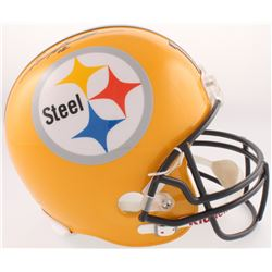 Terry Bradshaw Signed Steelers Full-Size Helmet (JSA COA)