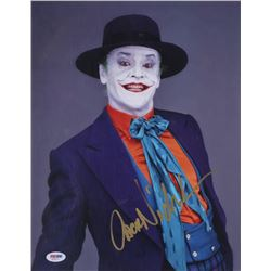 "Jack Nicholson Signed ""Batman"" 11x14 Photo (PSA COA)"