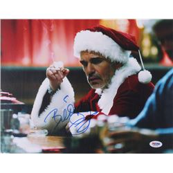 "Billy Bob Thornton Signed ""Bad Santa"" 11x14 Photo (PSA COA)"