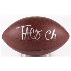 Taco Charlton Signed Official NFL Football (PSA COA)