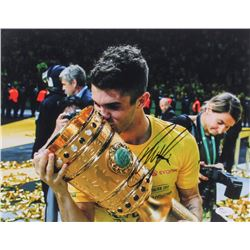 Christian Pulisic Signed 11x14 Photo (JSA COA)
