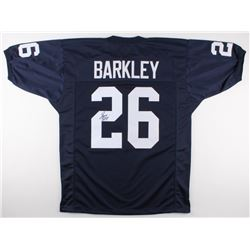 Saquon Barkley Signed Rose Bowl Penn State Nittany Lions Jersey (JSA Signature Debut COA)