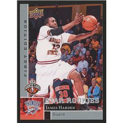 2009-10 Upper Deck First Edition #188 James Harden RC