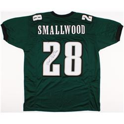 Wendell Smallwood Signed Eagles Jersey (JSA COA)