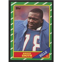 1986 Topps #389 Bruce Smith RC