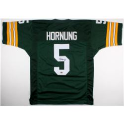 Paul Hornung Signed Packers Jersey (MAB Hologram)