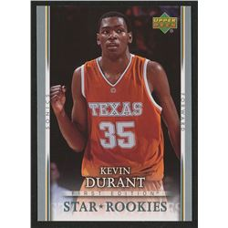 2007-08 Upper Deck First Edition #202 Kevin Durant RC