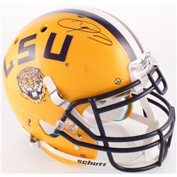 Odell Beckham Jr. Signed LSU Tigers Full-Size Authentic On-Field Helmet (JSA COA)